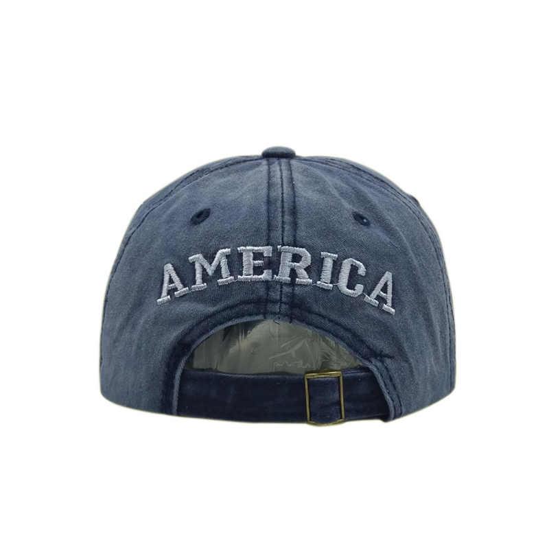 ขายส่งแฟชั่น USA ธงลวงตาเบสบอลหมวกสำหรับผู้ชายผู้หญิงหมวก Snapback หมวกกองทัพอเมริกันธง Bone Trucker คุณภาพสูง Gorras
