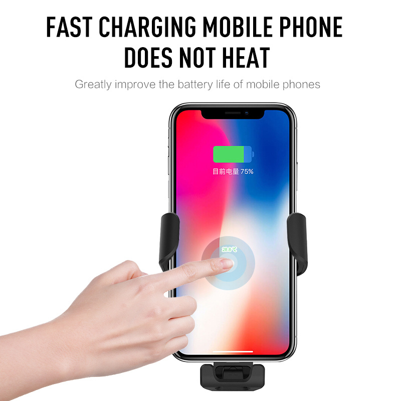 Car-Mount-Qi-Wireless-Charger-For-iPhone-XS-Max-X-XR-8-Fast-Car-Charging-Phone (1)