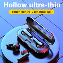 Afalio mini Super TWS bezprzewodowe słuchawki Bluetooth mini pro słuchawki douszne słuchawki z Super basem bezprzewodowe bluetooth pk i9000 i10 i9s tanie tanio abdo Dynamiczny CN (pochodzenie) wireless 123dB Do Gier Wideo Wspólna Słuchawkowe Dla Telefonu komórkowego Słuchawki HiFi