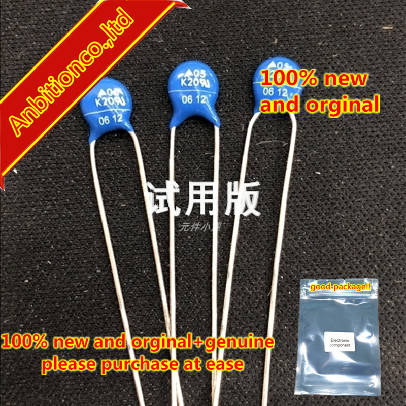 10pcs 100% New And Orginal B72205s200k101 S05K20 Varistor EP In Stock