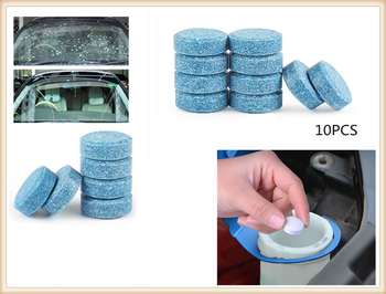 10x car concentrated wiper blade window glass cleaning accessories for Mercedes Benz C450 C350 A45 S550 S500 IAA image