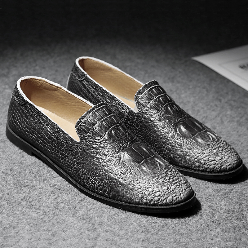 formal shoes men office italian luxury brand mens dress