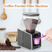 Powder Filling Machine Coffee Powder Filler for K-cup 1.0 Coffee Capsule Powder Dispenser Coffee Powder Container Kitchen Tool