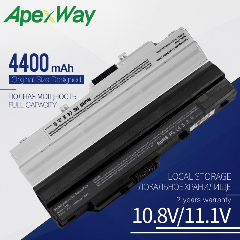 11.1V Laptop Battery BTY-S11 BTY-S12 For MSI Wind L1300 L1350 U100 U100X U100W U135DX U210 U270 U90X Wind12 U200 U210 U230(China)