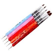 Ka fu lan dai маникюрный liang yong bi guang liao bi бриллиант ручка набор 5 комплектов напрямую от производителя продажи