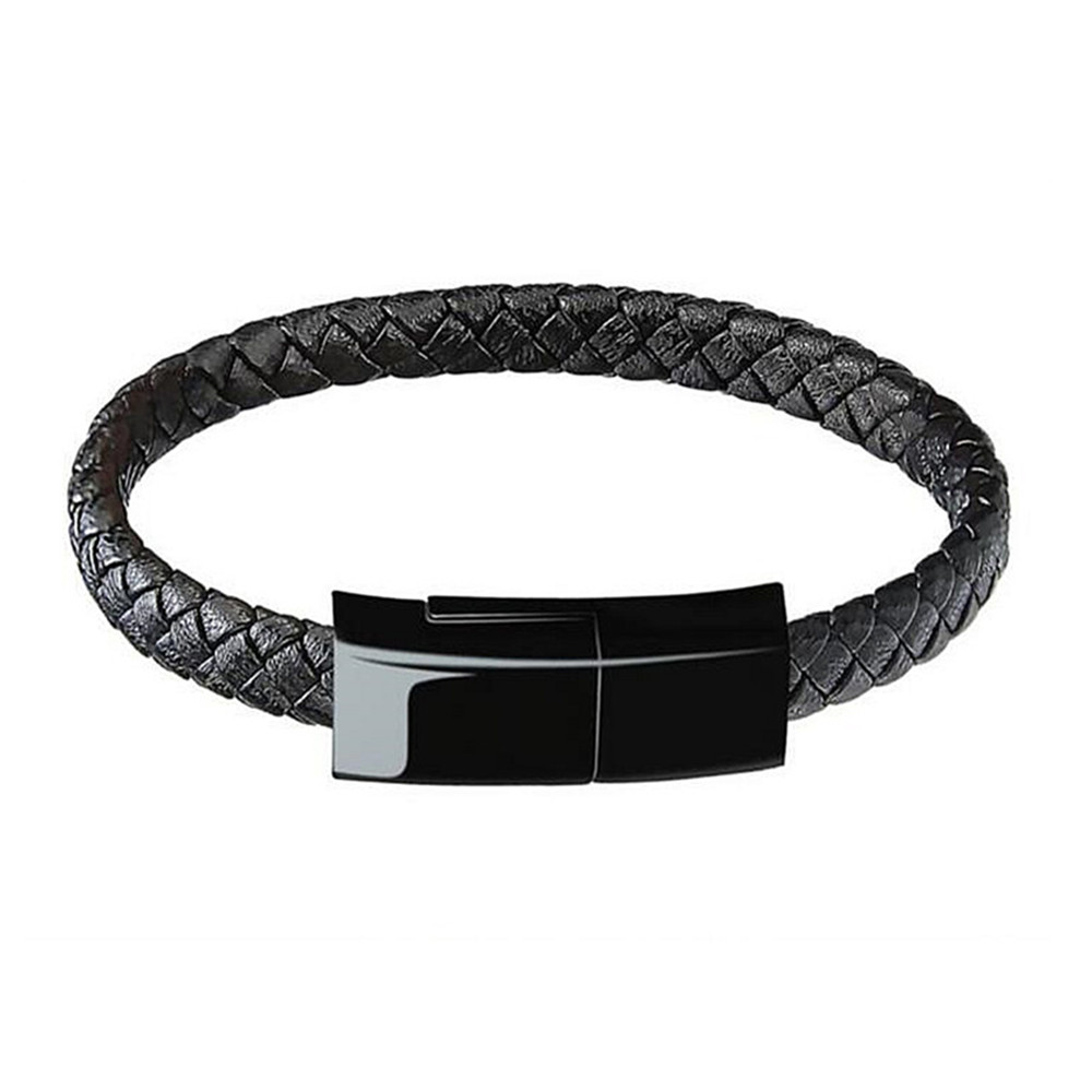 Sports Micro Usb Bracelet Charger Data