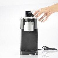 カプセルコーヒーマシン家庭用カプセルポータブルコーヒーマシンアメリカン自動シングルカップ