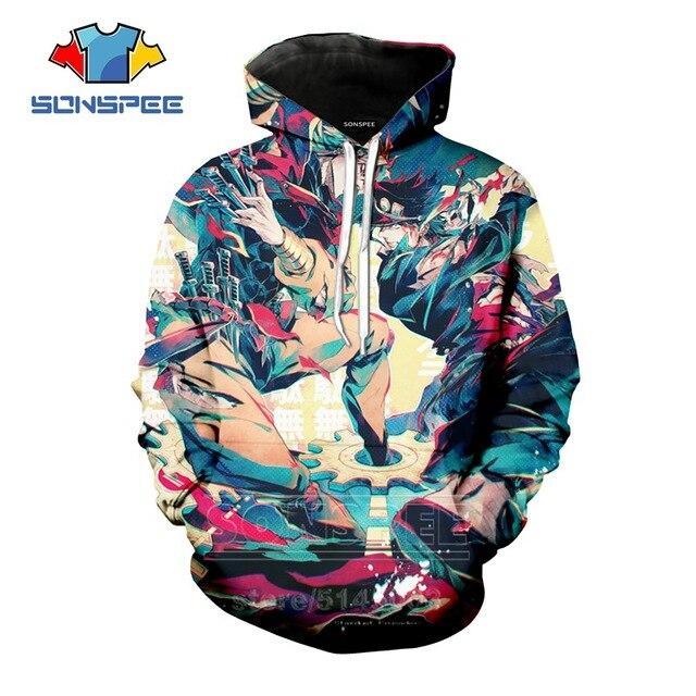 JoJo Bizarre Women Sweatshirt