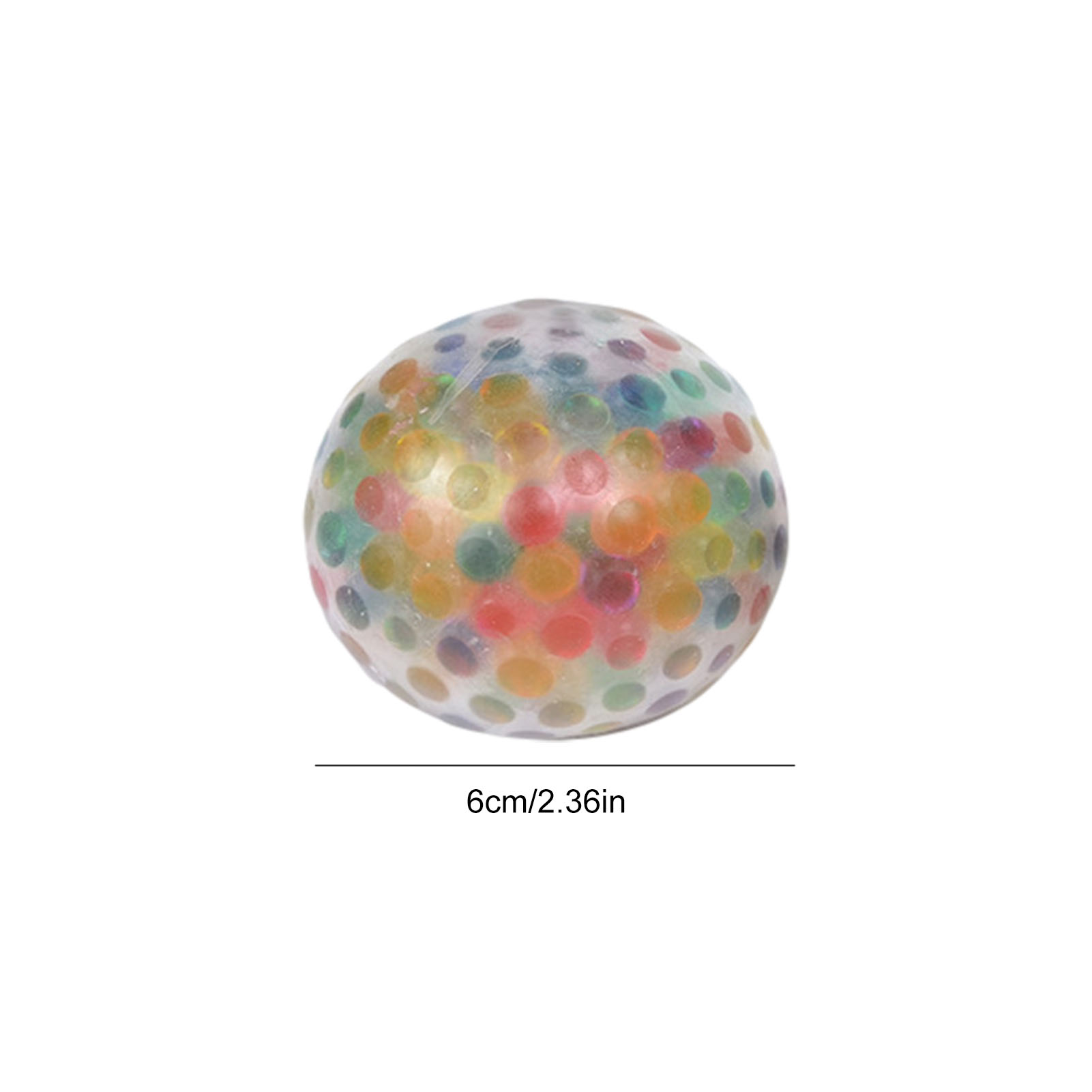 Sensory Fidget Squishe-Toys Decompression Soft-Stress Relief-Squeeze-Ball Prank Adults img5
