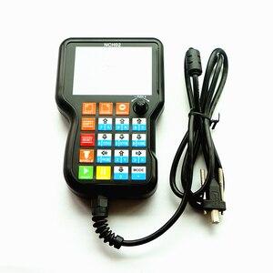 Image 5 - NCH02 ハンドヘルドモーション 5 軸のusb cncモーションコントロールシステムコントローラボードdiyのcncマシン