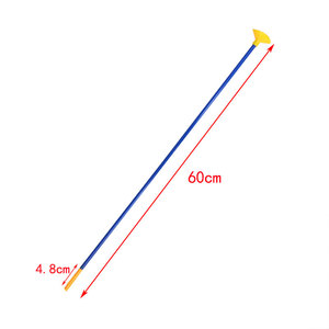 Image 2 - 1pc15lbs Archery Children Bow And Arrow Set Recurve Bow With12pcs Sucker Arrow Fiberglass Kids Gift Shooting Hunting Accessories