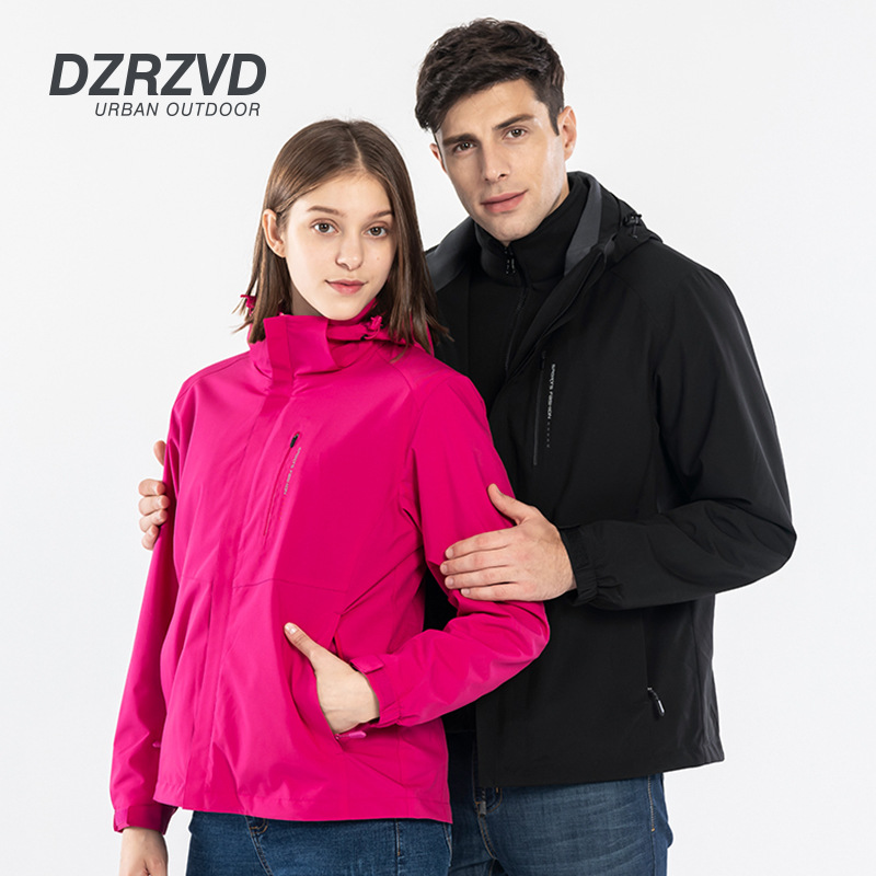Winter Warm Men Ski Snow Jacket Warm Ski Jacket Coat Outdoor Sport Skiing Winter Men Waterproof Snowboard Windproof