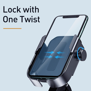 Image 5 - Baseus Bike Phone Holder Universal Bicycle Motorcycle Handlebar Stand Mount Electric Scooters Rearview Mirror Phone Stand Holder