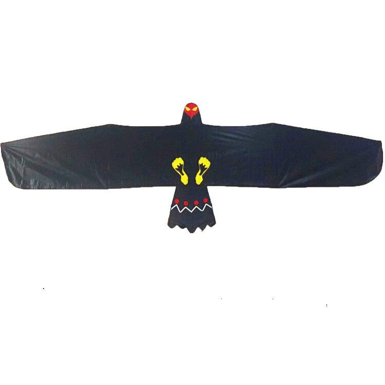 Nouvelle arrivée 3m haute qualité puissance aigle cerf-volant avec poignée ligne oiseau cerf-volant animal cerf-volant pour les enfants facile à voler