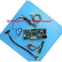 LM270WF6(SL)(E1) 1920X1080 패널 모니터 컨트롤러 보드 LVDS 키트 M.NT68676 HDMI LED LCD DVI 스크린 오디오 VGA