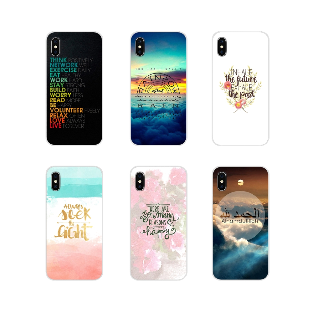 For Samsung Galaxy A3 A5 A7 A9 A8 Star A6 Plus 2018 2015 2016 2017 Inspired By Motivation Quotes Proverb Accessories Shell Cover