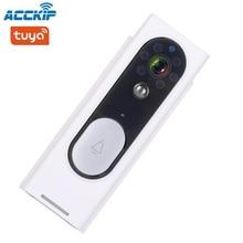 Doorbell-Camera Visual-Intercom Smart Chime Video Wifi Ip-Door Wireless with Night-Vision