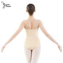 2020 New High Quality Skin Color Ballet Body Suit Modal Camisoles Ballet Leotards for Women Adulto Bodysuit Ballerina Sexy Brand