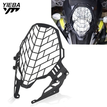 For SUZUKI DL650 V strom 650 DL 650 Vstrom 650 2017 2018 2019 Motorcycle Headlight Protector Grille Guard Cover Motorcycle Parts