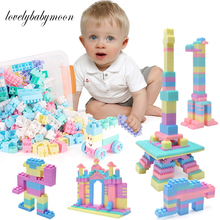 Toys Bricks Building-Blocks City-Classic Model Intelligence Creative Children's DIY 95-1008pcs