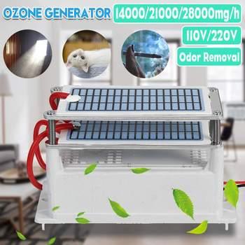 10g 15g 20g 24g 28g Generator ozonu 220V 110V oczyszczacz powietrza Ozonizador Ozonator filtr powietrza Ozon Generator ozonizator sterylizacji tanie i dobre opinie AUGIENB 50m³ h CN (pochodzenie) Other 100-240 v Elektryczne