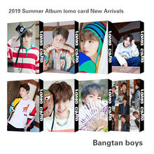 30pcs/set Kpop Bangtan boys Summer Album photocard good quality Bangtan boys Photo Lomo Card bangtanboys New arrivals kpop(China)