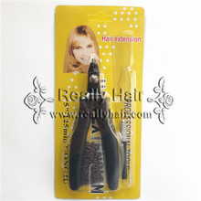 Hair-Extension-Tool-Kits Nano-Plier Multifunctional-Needle 500/200pcs 1pcs