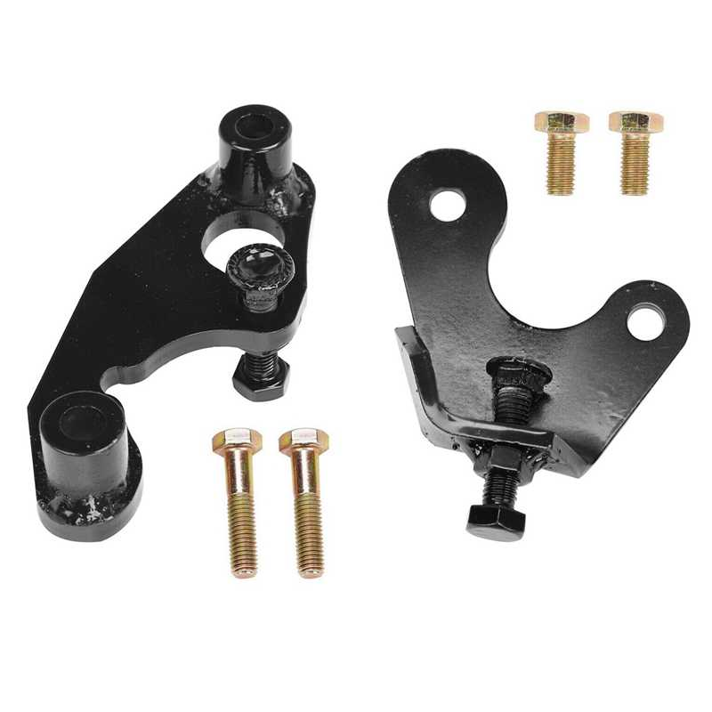 Exhaust Manifold Bolt Repair Kit Driver Front//Passenger Rear Exhaust Manifold to Cylinder Head Repair Clamp for 4.8 5.3 6.0 6.2L Engine