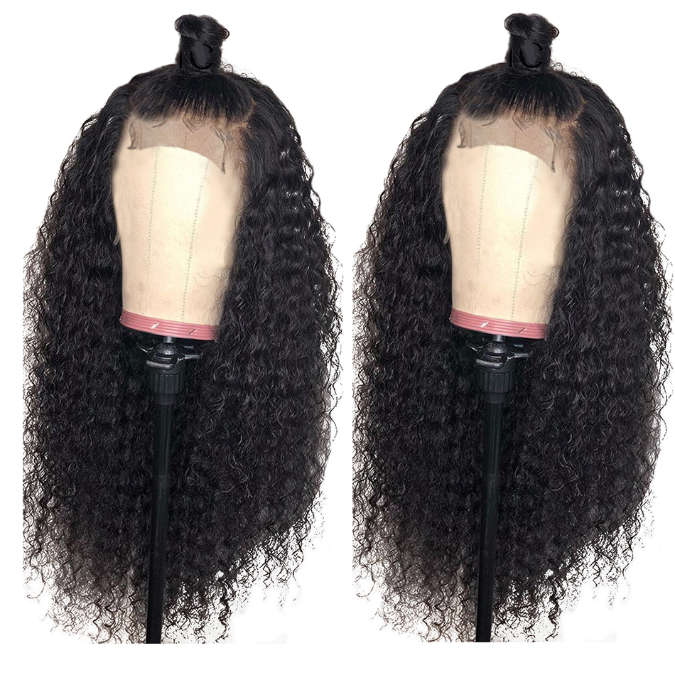 closure wig curly wave  (6)