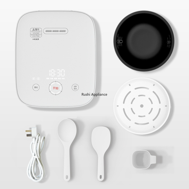 XIAOMI MIJIA IH Electric Rice Cooker 3L APP Remote Control Alloy Heating Slow Crock Pot Lunch Box Multicooker Kitchen Appliances 6