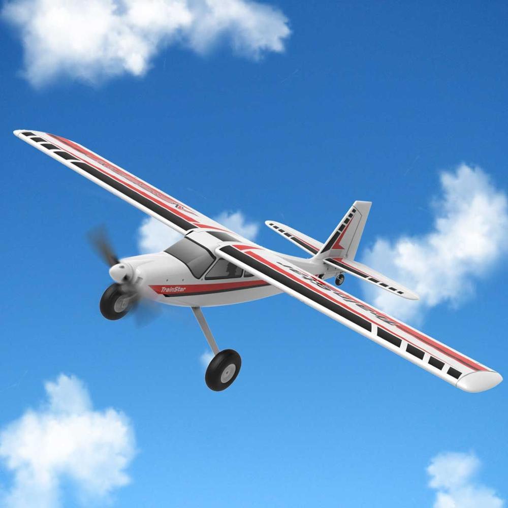 Volantex подъем 1400 мм 2,4 ГГц 4 канала RC самолет PNP 747-8