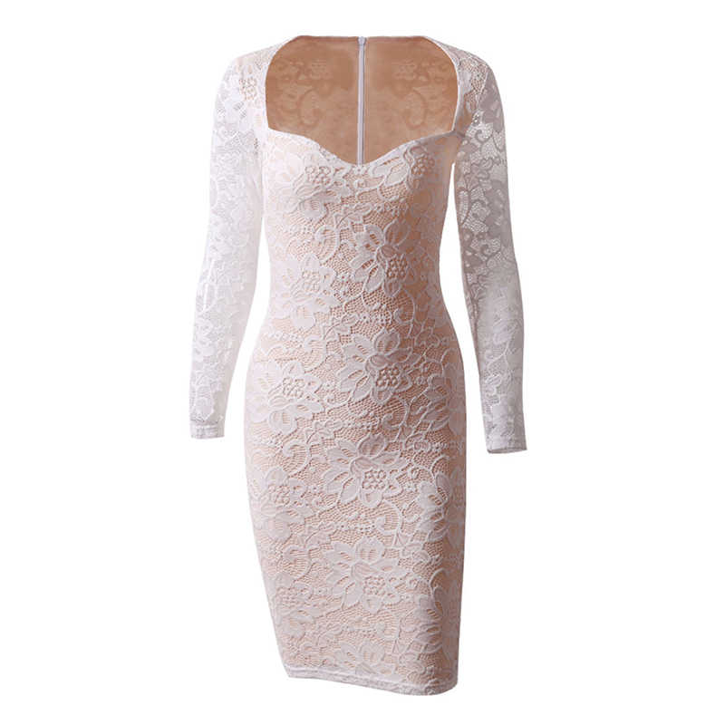 Модное осенне-зимнее платье, кружевное платье, женские платья, длинные платья, элегантные женские вечерние платья, черные женские платья