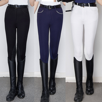Formal Equestrian Sport Riding Pants By Exquisite Design  1