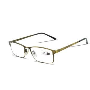 Image 3 - Photochromic Reading Glasses Chameleon Lens Blue Light Blocking Men Computer Glasses Sight Eyeglasses +1.0 1.5 2.0 2.5 3.0 3.5 4