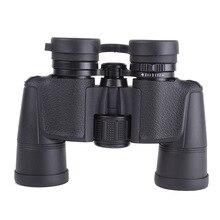8X HD бинокль Высокая мощность низкий светильник уровень ночного видения Спорт на открытом воздухе путешествия концертный бинокль ручной телескоп