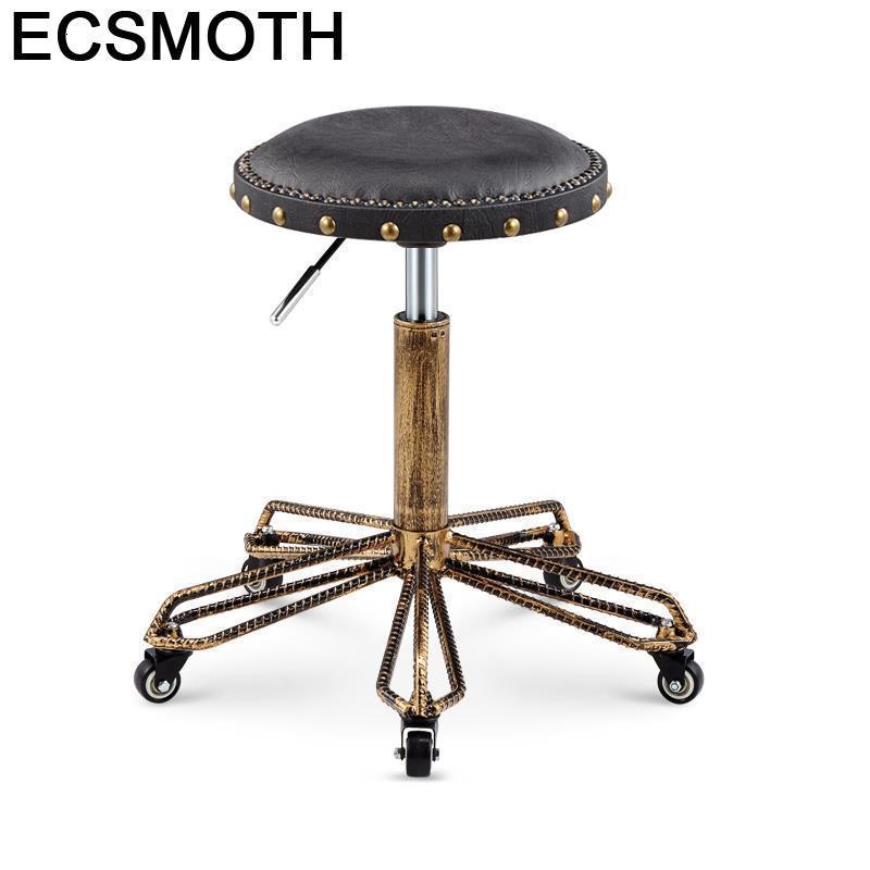 Nail Furniture Mueble Sessel Cabeleireiro Schoonheidssalon Chaise De Barbeiro Barbershop Barbearia Cadeira Salon Barber Chair