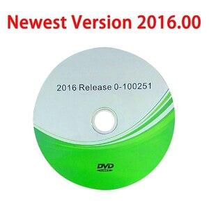 Image 3 - 2021 Beste Diagnostische V3.0 Nieuwe Relais Pcb Met Bluetooth 2017.R3with Keygen Tcs Pro Plus Voor Delphis OBD2 Scanner Tool Met Case