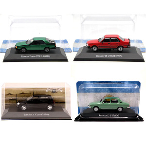 IXO Altaya 1:43 Renault 18/12/Fuego GTX/Clio Diecast Models Limited Edition Collection Toys Car Miniature(China)