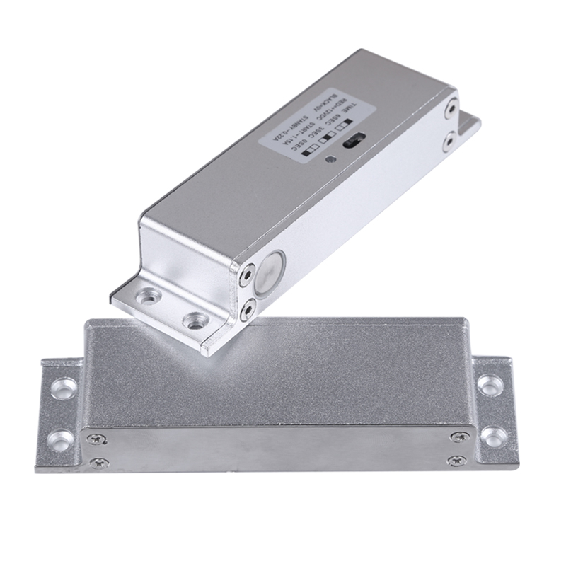 12VDC Time Delay Electric Bolt Lock For Door Access Control System Door Lock Electric Lock Low Temperature