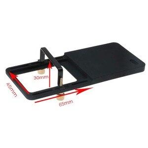 Image 5 - Handheld Gimbal Adapter Schalter Platte Montieren für GoPro Hero 7 6 5 Yi 4k Feiyu Zhiyun Stabilisator DJI Osmo action Zubehör Set