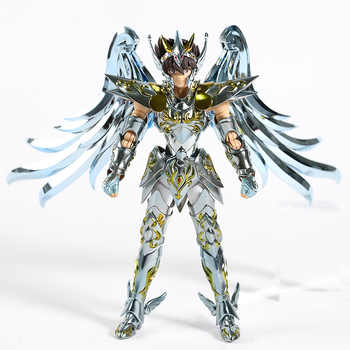 Great Toys GT Pegasus Saint Seiya V4 Version God Cloth EX Metal Armor Bronze Action Figure Toy Limited Edition - DISCOUNT ITEM  18% OFF All Category