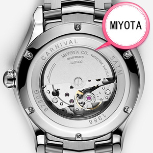 Image 5 - Miyoka montre automatique saphir pour hommes, marque de luxe, carnaval, mécanique, étanche, collection 2020