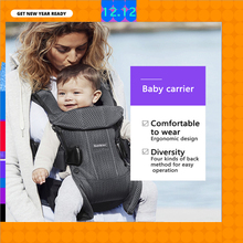 Ergonomic Baby Carrier Infant Baby Hipseat Waist Carrier Front Facing Ergonomic Kangaroo Sling for Baby Travel 0-36M cheap 7-9 months 0-3 months 10-12 months 4-6 months 13-18 months 19-24 months CN(Origin) 20KG Cotton Front Carry Backpacks Carriers