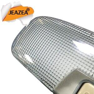Image 5 - JEAZEA רכב סטיילינג 8A6A13776CA פנים קריאת אור מנורת כיפת מנורת אות אחת כפתור עבור פורד פוקוס פיאסטה מונדיאו 2005 2014