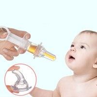 16.9*3.8cm Baby's Bpa Free Silicone Liquid Medicine Feeder Anti Choking Soft Silicone Dropper Protection Bebe Mouth|Clean Tweezer|   -