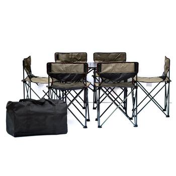 Wypoczynek na zewnątrz składany stół i zestaw krzeseł Camping aluminiowy przenośny stół wodoodporny Ultra lekkie trwałe składany stół biurko tanie i dobre opinie CN (pochodzenie) Metal Z aluminium Amerykańskie country samodzielnie Rectangle A82906 Nowoczesne