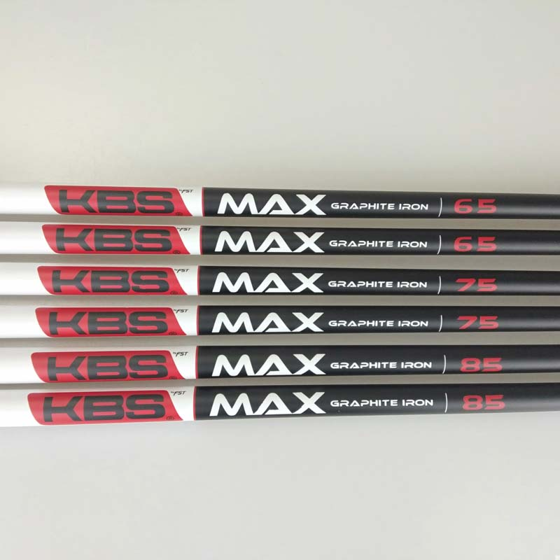 2019 Top Fashion Golf Ring New Kbs Max 65 75 85 Golf Irons Shaft 10piece Batch Up Order