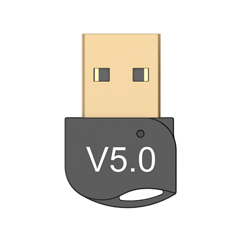 Bluetooth Adapter USB Dongle for Computer PC Wireless USB Bluetooth Transmitter 5.0 Music Receiver Bluetooth Adapter