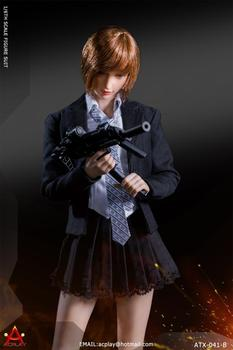 ACPLAY ATX041 1/6 Scale Sexy Girl uniform Clothes Suit set Eat chicken field  Model for female body figure toy gift