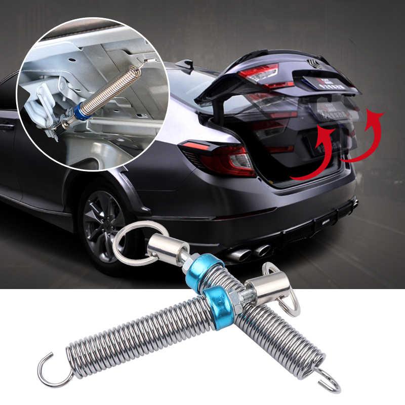רכב Trunk מתכת מתכוונן אביב מכשיר כלי מרחוק פתוח אוטומטי מכשיר עבור יגואר Xe Xf Xfr Xj Xjr X -סוג F-קצב F-סוג